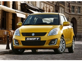 4 миллиона Suzuki Swift