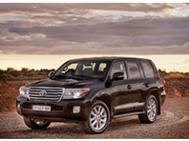 Toyota Land Cruiser V8 покидает Европу