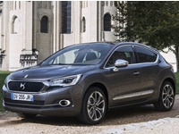 Новые Citroen DS 4 и DS 4 Crossback